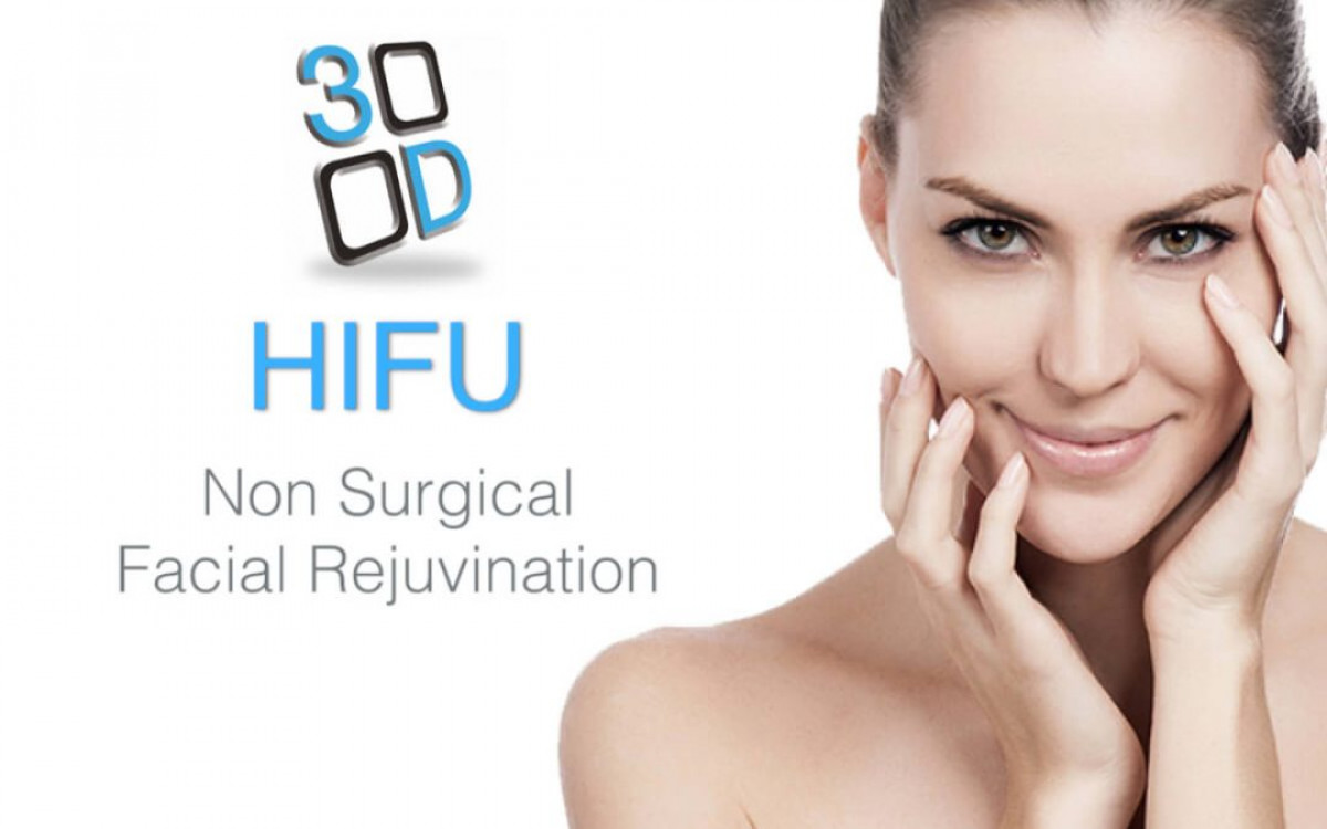 Radiance Clinic 3D Hifu Non-Surgical Face Lift Folkestone, Kent