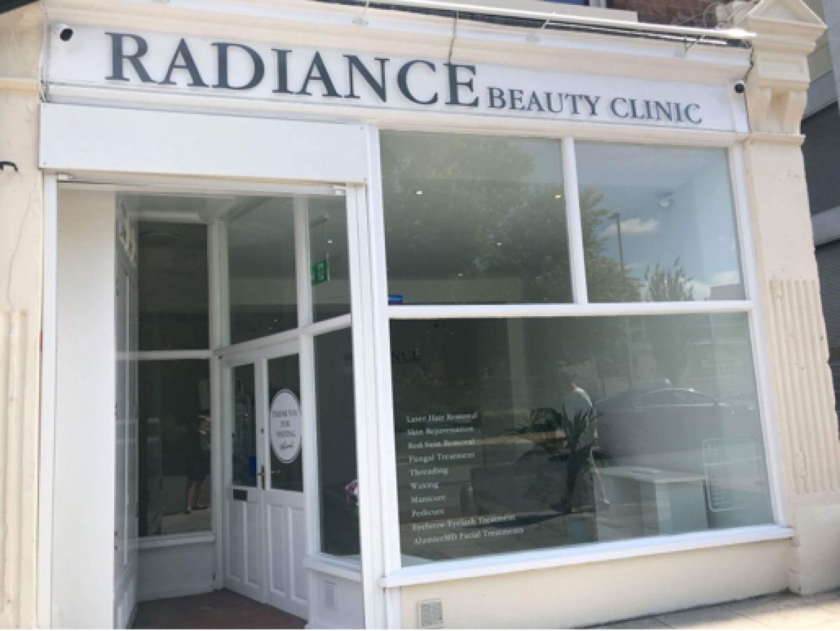 The Radiance Beauty Clinic in Folkestone